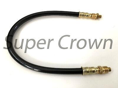 "High Pressure Flexible Synthetic Nylon Lubrication Hose Bijur 4mm x 27.56/"" Showa"