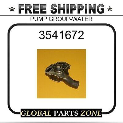 CAT PUMP GROUP-WATER 3541672 354-1672