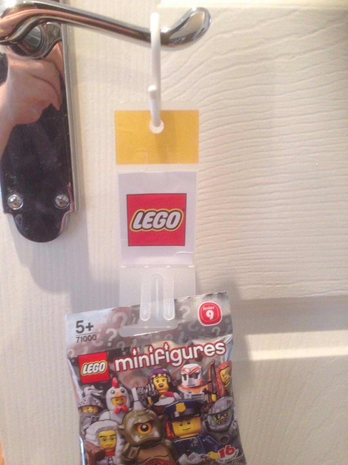 Lego minifigures series 9 unopened SEALED Random Random Random Mystery aveugle Bags x12 1cbabc