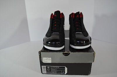 new concept 734e7 ffb37 Air Jordan DUB ZERO DEAD STOCK RED BLACK   VARSITY RED-WHITE Men s Size 13