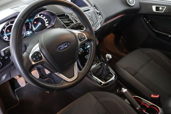 Ford Fiesta 1,0 SCTi 100 Titanium billede 5