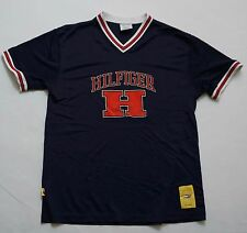 Vintage Tommy Hilfiger Varsity Sports 88 Athletics Jersey LS Sailing Alpine M