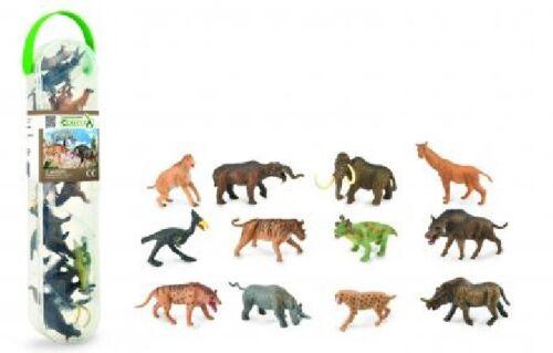 Collecta a1100 prehistórico minifiguras dinosaurios impugnado-tubos novedad 2019