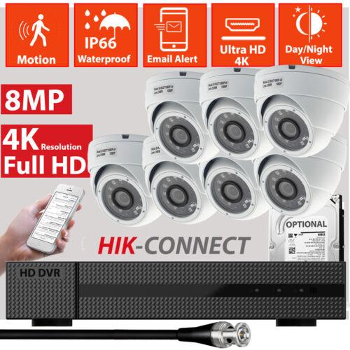 Home Surveillance Parts & Accessories Home & Garden 8MP CCTV 5MP ...
