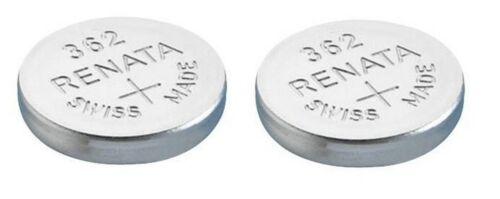 Renata Einzeln Uhrenbatterie Schweizer 362 Or Sr721sw Or Ag11 1.5v