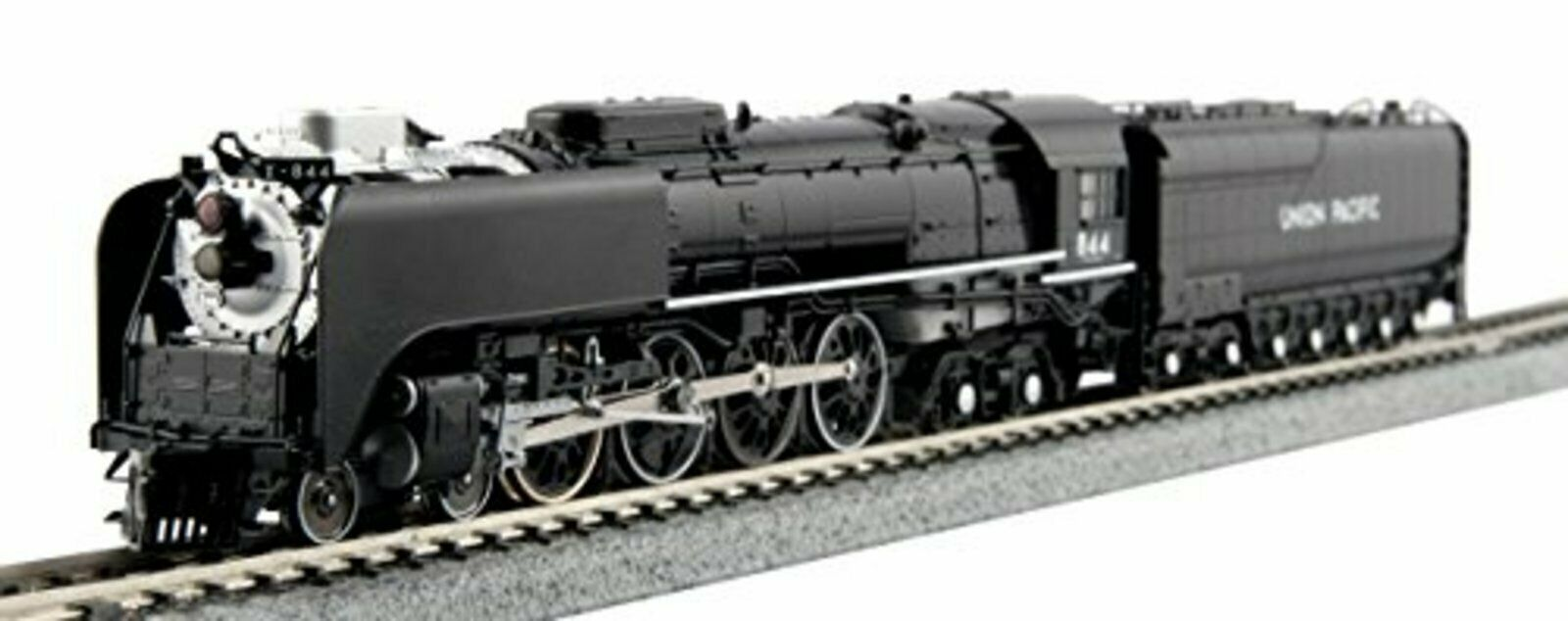 Kato Escala N 12605-2 Union Pacific Railroad Up Fef-3 Steam Locomotive F