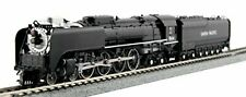 KATO 12605-2 up Union Pacific Fef-3 Steam Locomotive 844 Black N Scale