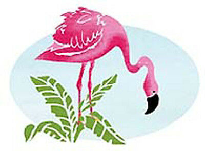 VinTaGe IMaGe SHaBbY PinK FLaMinGoS WaTerSLiDe DeCALs ~So ChiC~