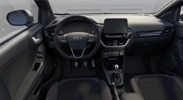 Ford Puma 1,0 EcoBoost mHEV ST-Line - billede 5
