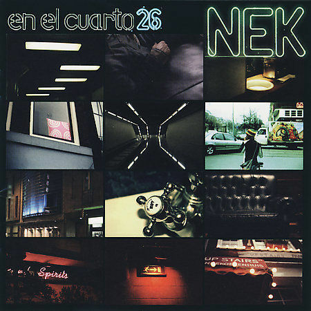 El Cuarto 26 by Nek (Filippo Neviani) (CD, Apr-2007, WEA Latina) for ...