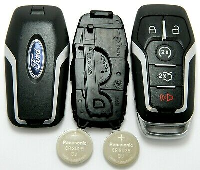 2 Key Cover for 2014 2015 2016 2017 2018 2019 Ford Transit Connect Remote Case