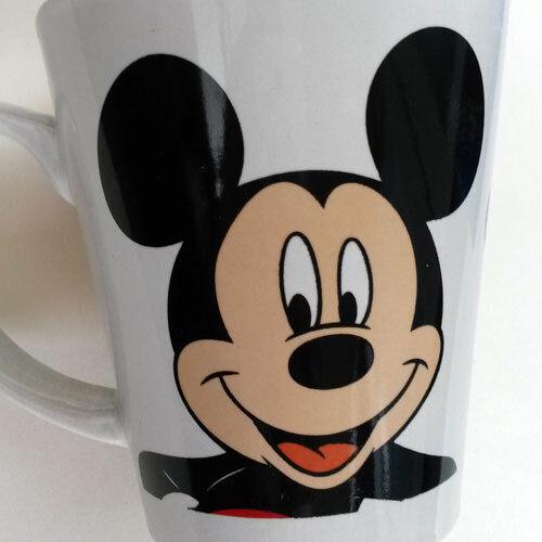 TASSE DISNEY BECHER Kaffee Mickey Mouse