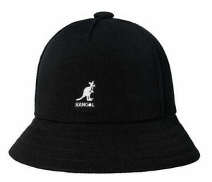 Image is loading Authentic-KANGOL-Mens-Tropic-Classic-Casual-Bucket-Hat- 37495e302b7