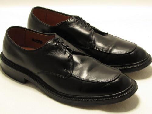 Allen Edmonds Men Leather Black 10B Brentwood Shoe