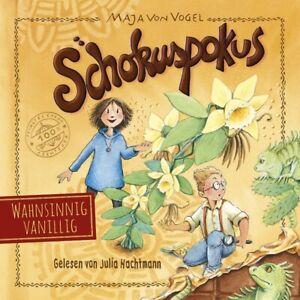 WAHNSINNIG-VANILLIG-SCHOKUSPOKUS-2-NACHTMANN-JULIA-HORBUCH-HAMBURG-CD-NEW