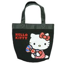 Loungefly Sanrio HELLO KITTY Tote, Black ( Limited Edition Only 2 Left )