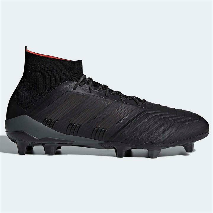 Adidas prougeator 18.1 FG Hommes football bottes Taille uk 8 us 8.5 EUR 42 ref 4386