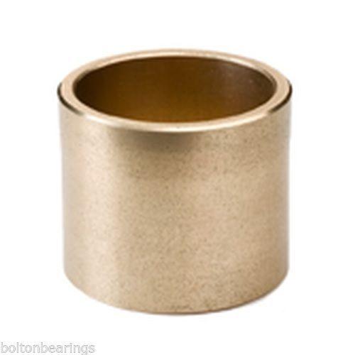 AM-101620 10x16x20mm Gesinterte Bronze Metrisch Schlicht Oilite Lager Bush