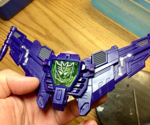 Toyworld Constructor NEW Devastator Custom Chest Plate CLEAR GREEN