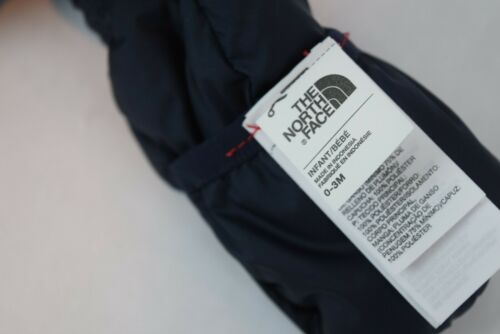 NWT $99 North Face Infant Baby ORN Reversible Jacket RTO 0-3M Urban Navy