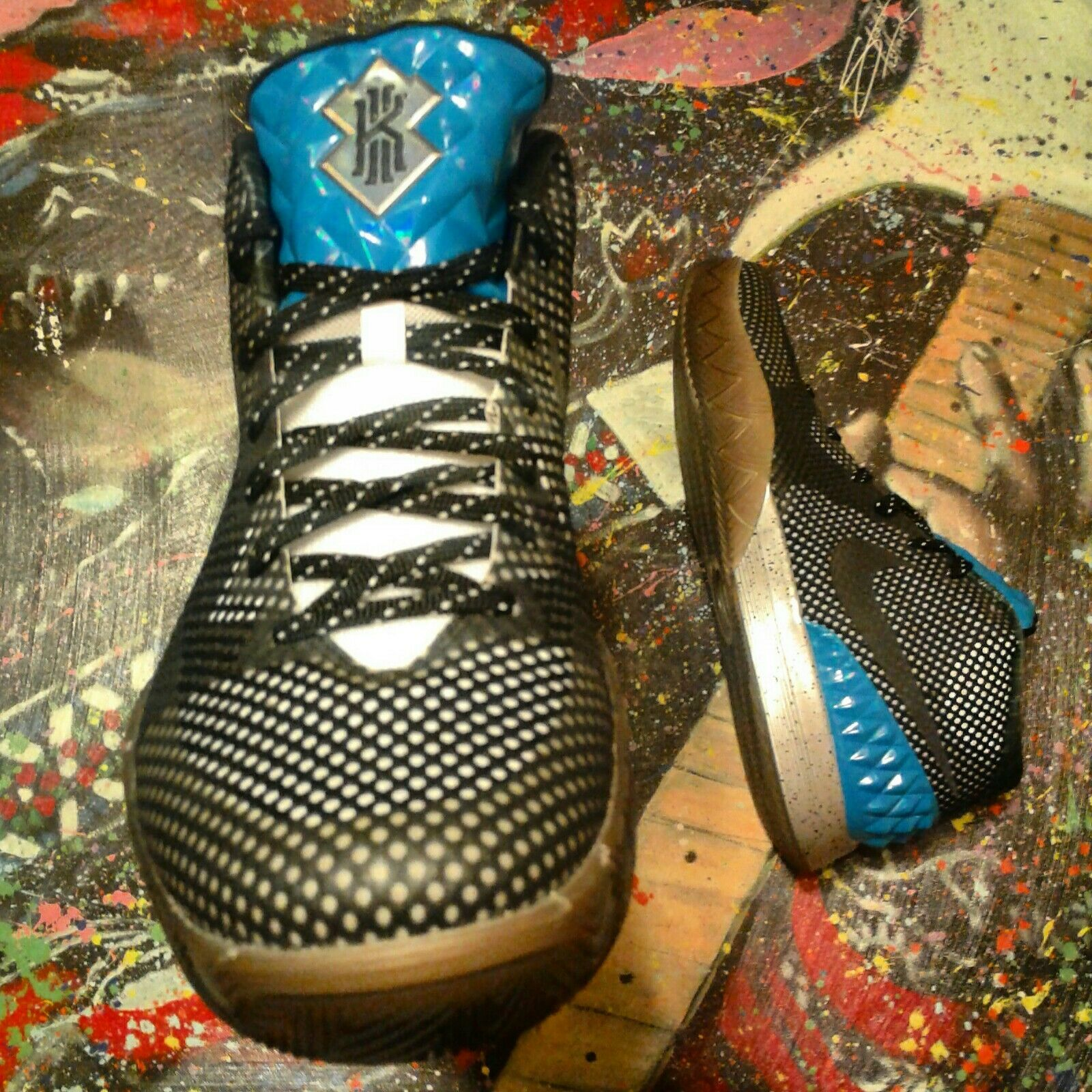 Nike Kyrie 1 ASG All Star Zoom City ID Comfortable Wild casual shoes