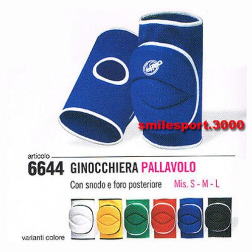 rosse, royal, bianco, nero Art. 6644 GINOCCHIERE VOLLEY EFFEA PALLAVOLO