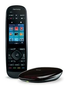 c1e2c0b98ab Image is loading LOGITECH-HARMONY-ULTIMATE-Smart-Universal-Remote-Control- HUB-