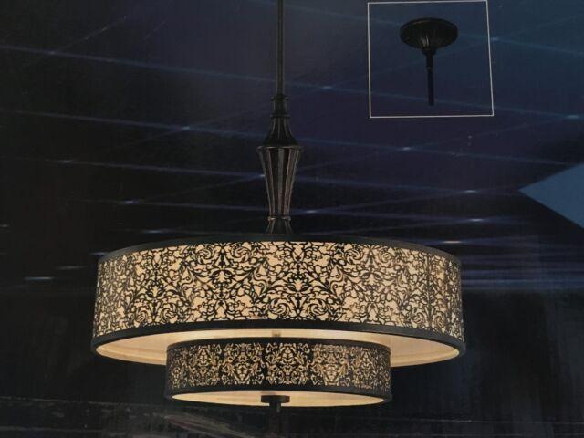 Bnib Easy Lite Melosa 3 Light Pendant Fixture Lighting Lamp House Home Decor