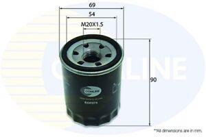 Comline-Filtro-de-aceite-del-motor-EOF074-Totalmente-Nuevo-Original