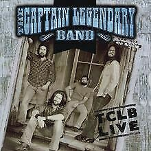 Tclb Live von The Captain Legendary Band   CD   Zustand sehr gut