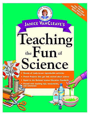 Janice VanCleave's Teaching the Fun of Science by VanCleave, Janice (Paperback b