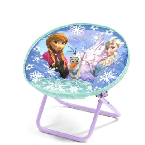 Toddler Seating Disney and Nickelodeon Character Kids Mini Saucer Chair