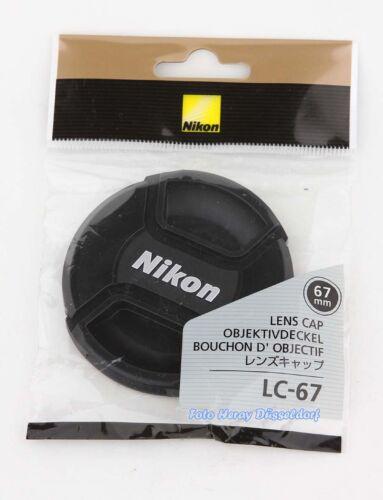 fattura Obiettivo NIKON COPERCHIO LC 67 mm originale nuovo