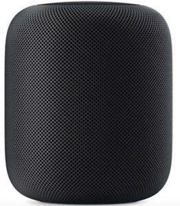 Apple-Homepod-Wi-Fi-2-Voies-Smart-Haut-Parleur-Gris-Espace-pour-Ipad-Iphone