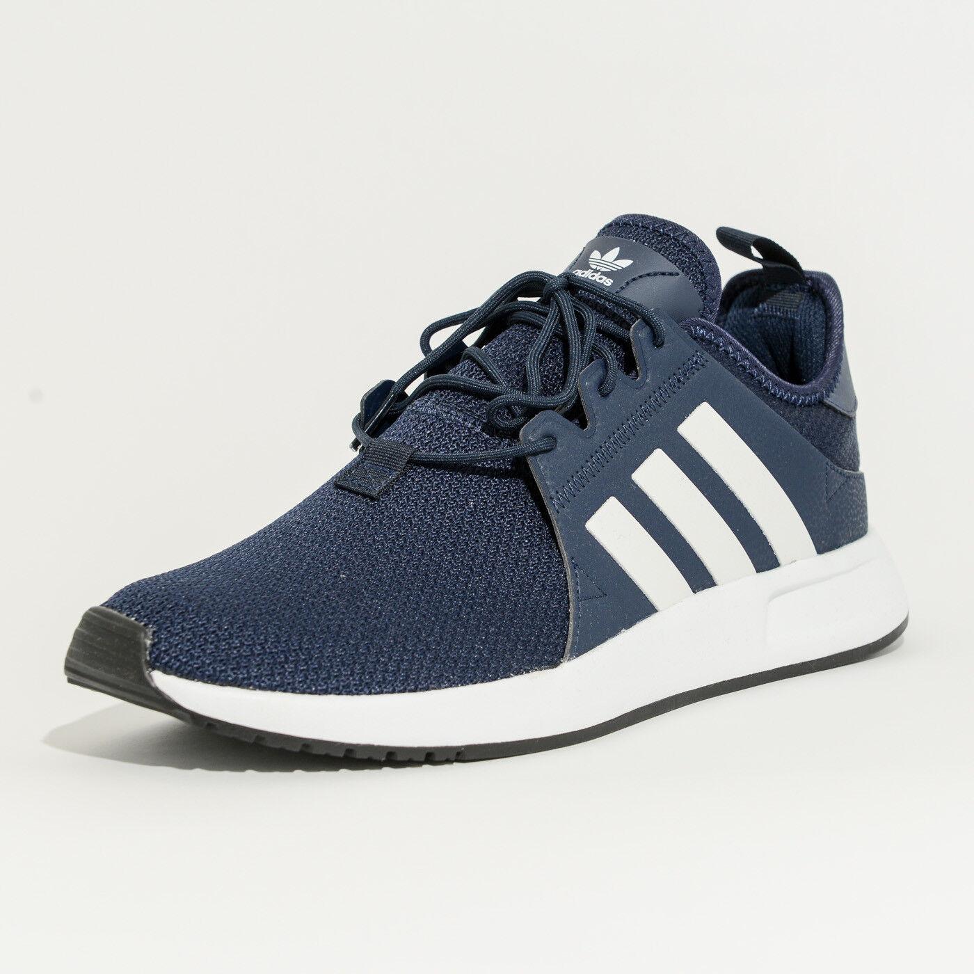 Adidas Originals X PLR scarpe da ginnastica navy white