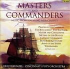 Masters and Commanders by Cincinnati Pops Orchestra/Erich Kunzel (Conductor) (CD, Jul-2007, Telarc Distribution)