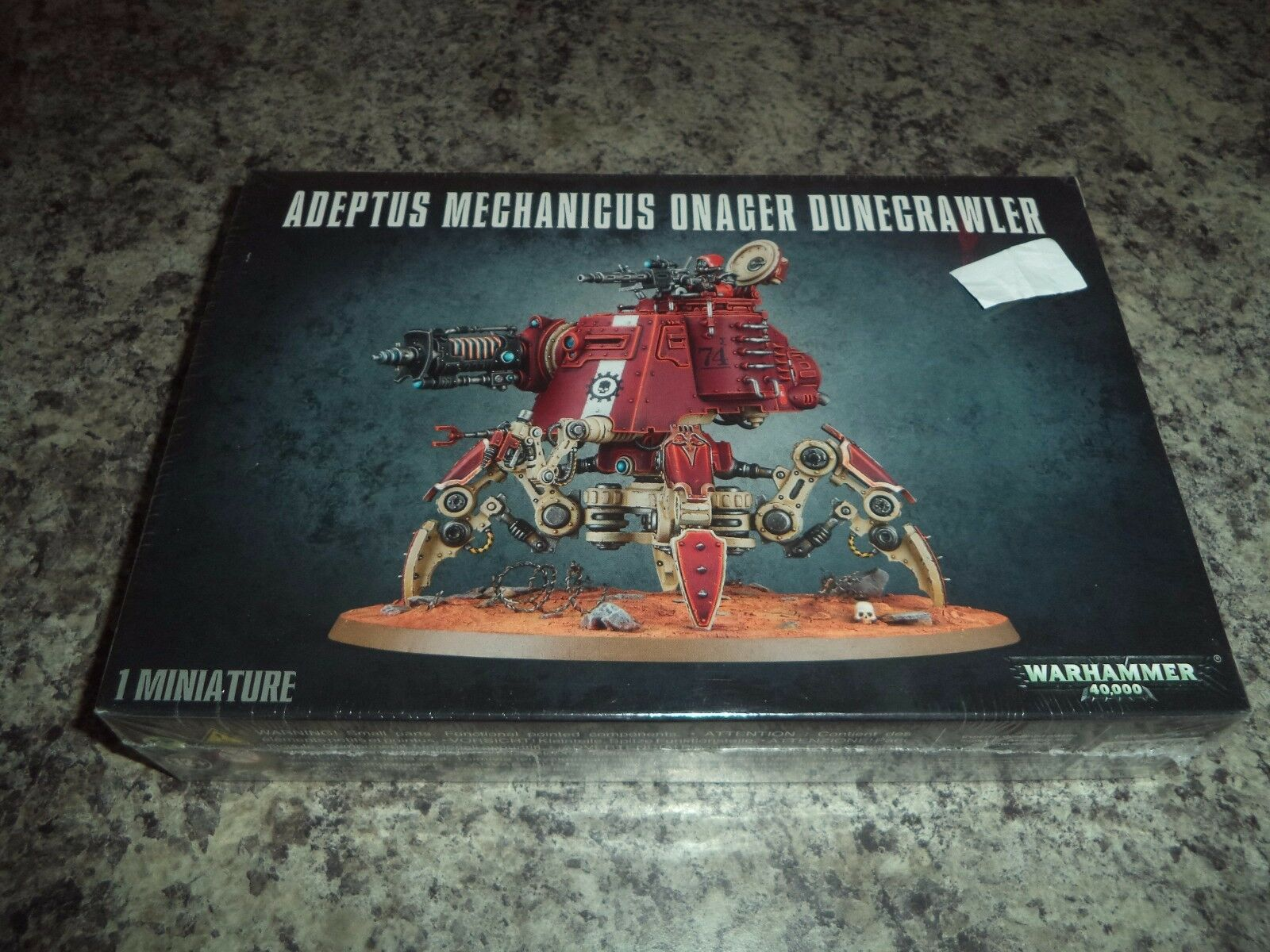Onager Dunecrawler - Warhammer 40k 40,000 Games Workshop Model New
