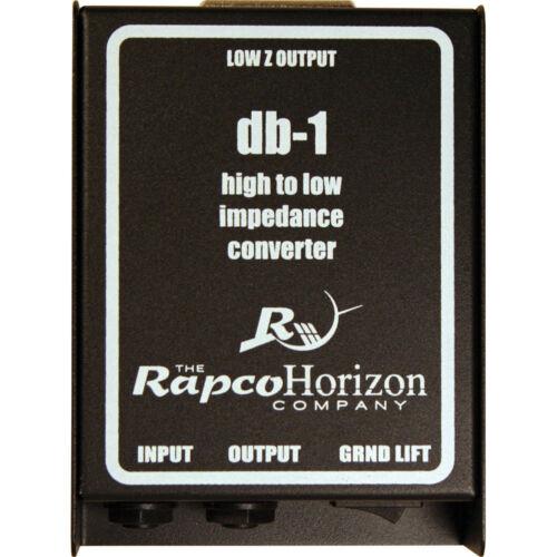 RapcoHorizon DB-1 Passive DI Direct Injection Box