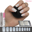 50-600-FULL-STICK-ON-Fake-Nails-STILETTO-COFFIN-OVAL-SQUARE-Opaque-Clear thumbnail 190