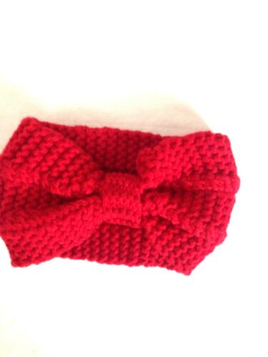 8 COLOURS WOMEN/'S  FASHION STRETCHY SPRING KNITTED WOOL HAIRBAND HEAD WRAP WARM