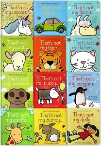 Thats-not-my-touchy-feely-books-Collection-Fiona-Watt-penguin-dolly-frog-tige
