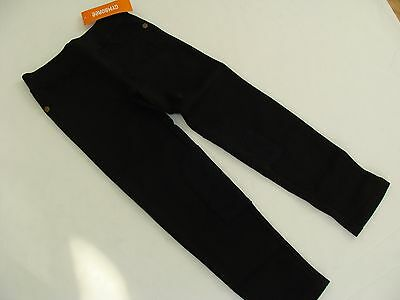 Gymboree Right Meow Girls Size 4T Basic Black Knit Pants NWT NEW