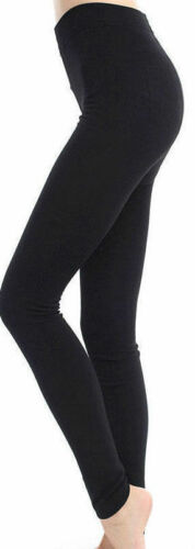 New Women/'s Ladies Mince Forme Ware Slimming Leggings STRECHY Taille 6-18
