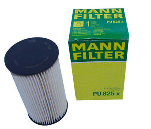 Original-MANN-Kraftstofffilter-PU825X-fuer-Audi-Seat-Skoda-amp-VW