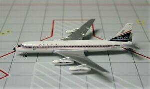 Green-Box-Delta-Airlines-Convair-CV-880-N8808E-Diecast-1-400-Jet-Model-Airplane