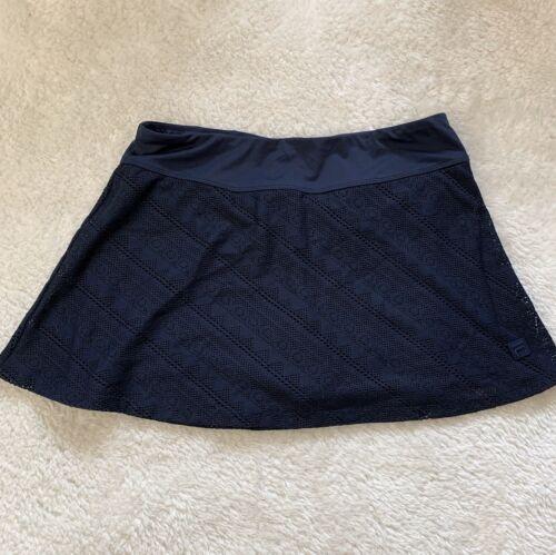 Fila Lace Tennis Golf Athletic Skirt Shorts Skort