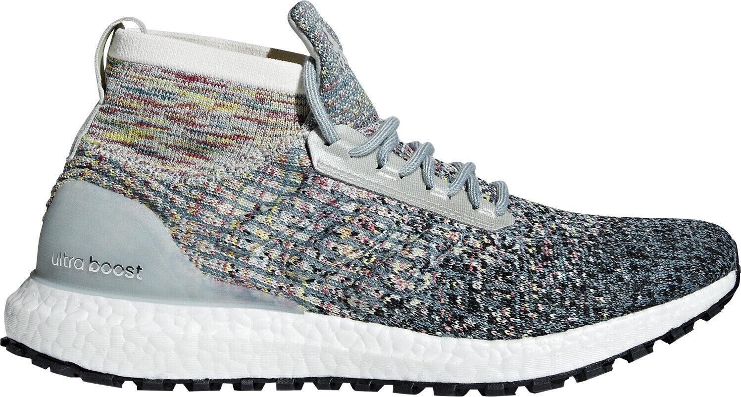 Adidas Ultra Boost todo terreno limitada para Hombre Zapatillas Para Correr-gris