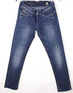 G-STAR RAW Women Colt Skinny Stretch Jeans Size W27 L28