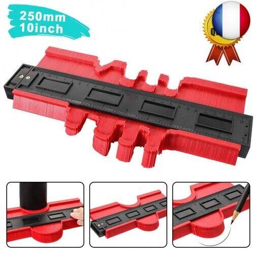Relief 25cm Jauge De Contour Contour Duplicator Gauge 25Cm Jauge De Profilé