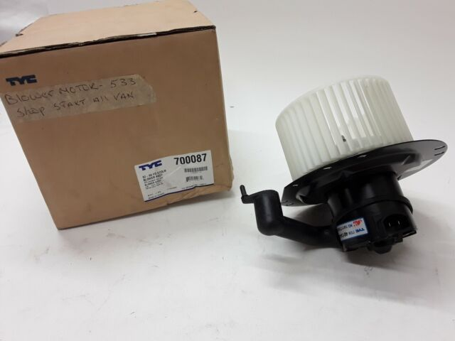 NEW TYC 700087 AC FAN Heater BLOWER MOTOR Fits 92-96 Ford Econoline Van